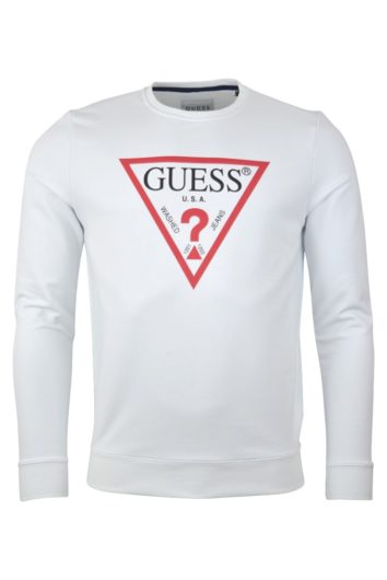Guess - Jared Sweat - White