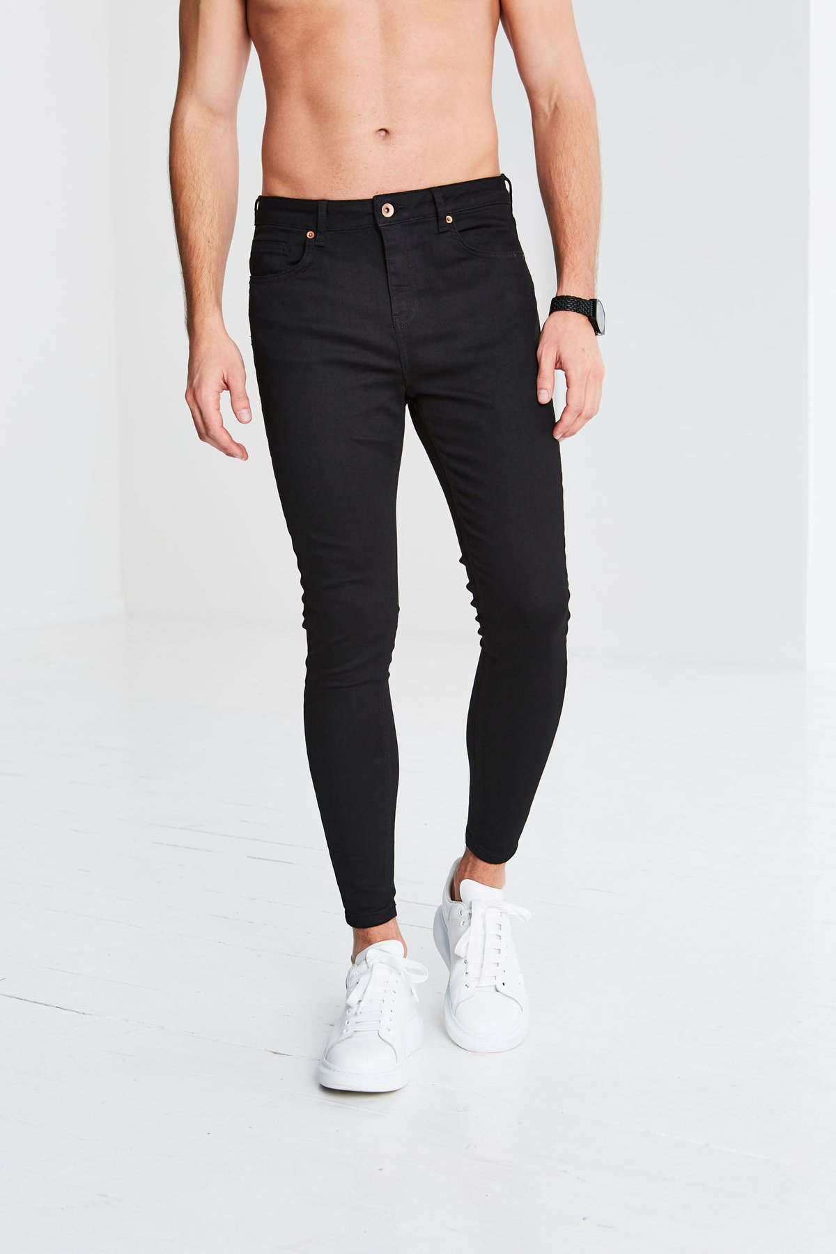 Pré London – Non Ripped – Black