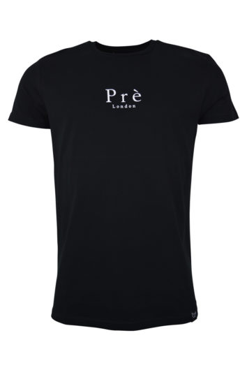 Pré London - Core T-Shirt - Black