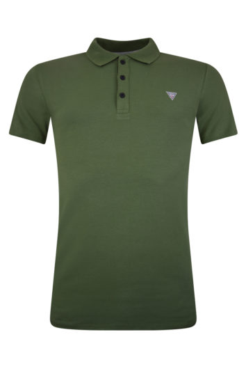 guess mens polo