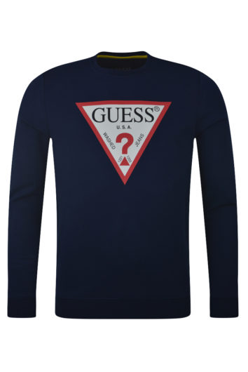 jared sweater guess mens baccus essex