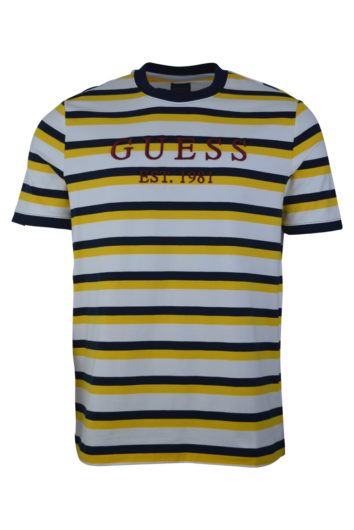 Guess - Rod T-Shirt - Yellow