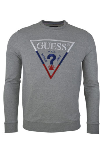 Guess - Derren Sweat - Grey