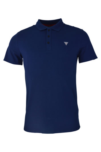 Guess - Duane Polo Shirt - Navy