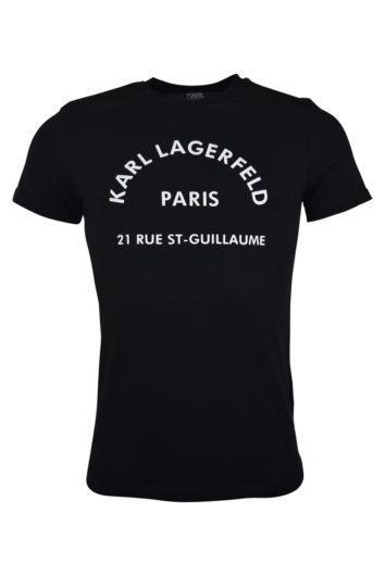Karl Lagerfeld - Paris T-Shirt 755059 - Black