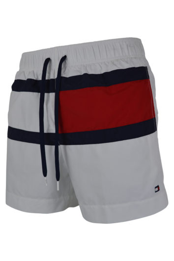 Tommy Hilfiger - 145 Swimshort - White