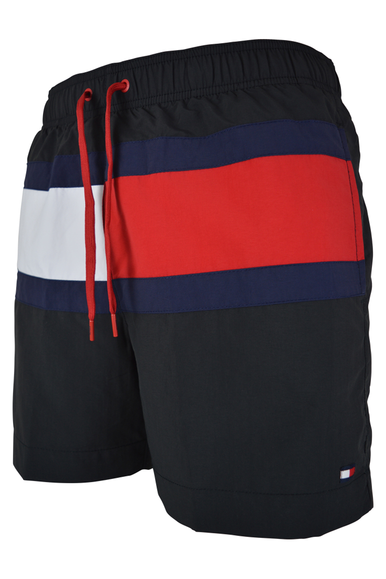 Tommy Hilfiger – 095 Swimshort – Black