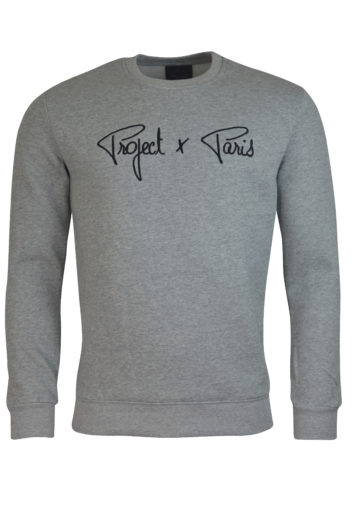 Project X Paris - Logo Sweat - Grey