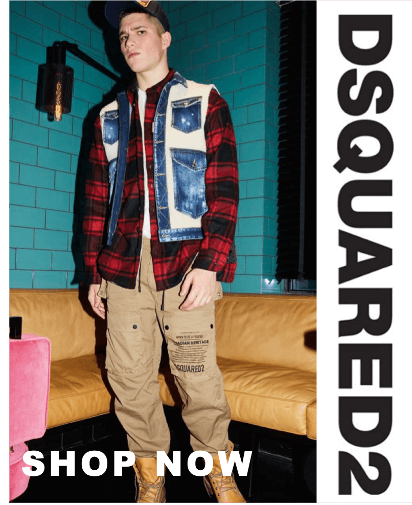 dsquared mens baccus essex