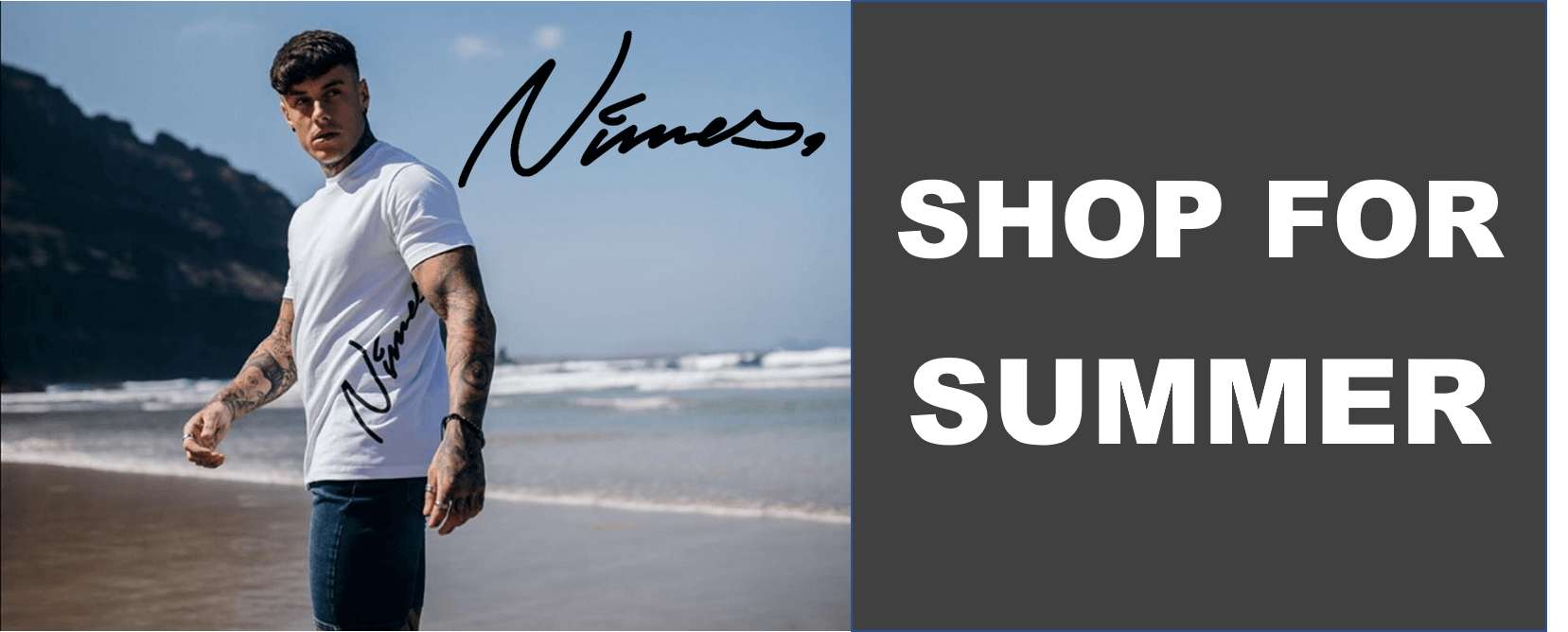 MENS NIMES CLOTHING BACCUS ESSEX
