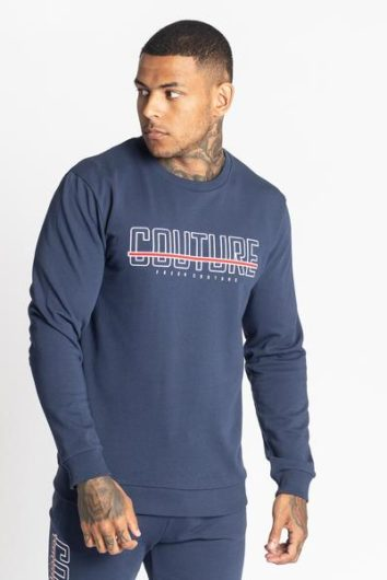Fresh Couture - Bonneval Sweat - Navy