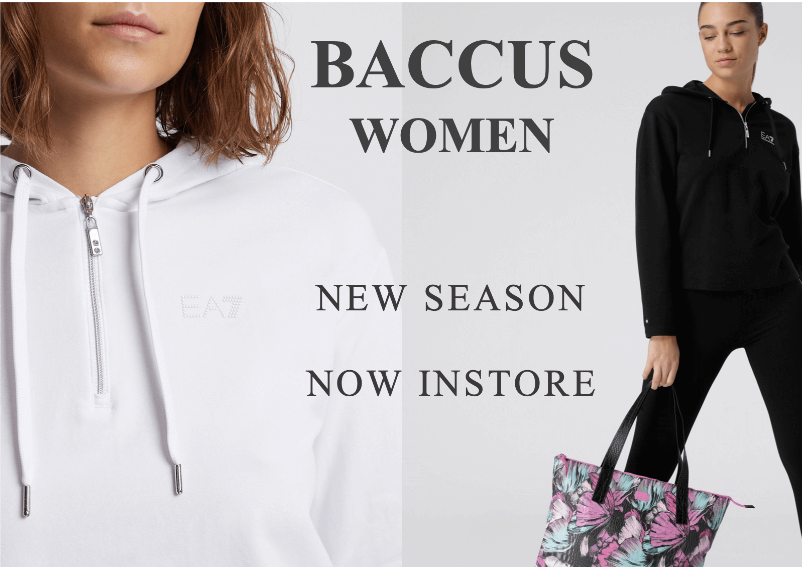ea7 womens new in baccus essex