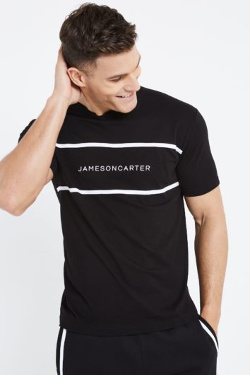 Jameson Carter - Addison T-Shirt - Black
