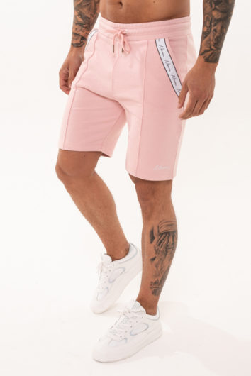 Nimes - Signature Tape Short - Pink