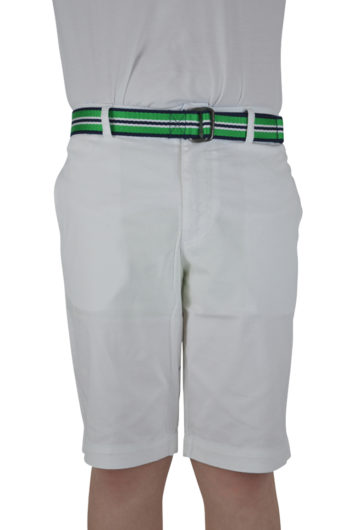 Ralph Lauren Junior - Belted Short - White