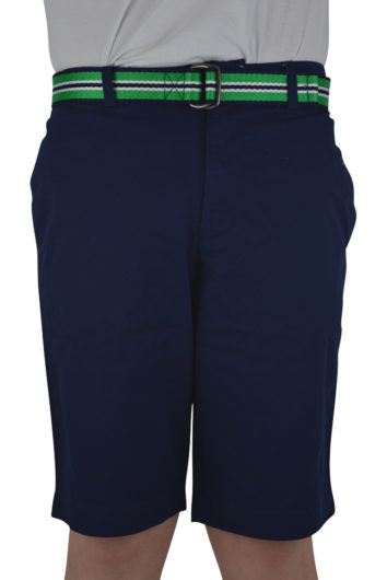 Ralph Lauren Junior - Belted Short - Navy