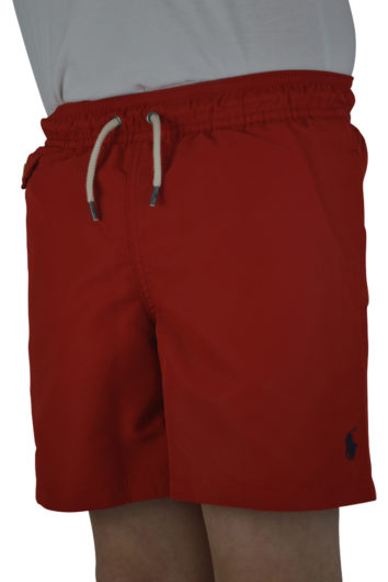 Ralph Lauren Junior - Traveler Swimshort - Red
