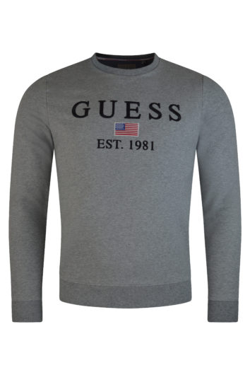 Guess - Elwin Sweat - Grey