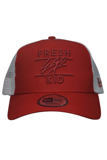 Fresh Ego Kid - 477 Cap - Red
