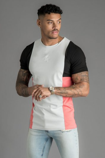 Gym King - Front Panel T-Shirt - Microchip