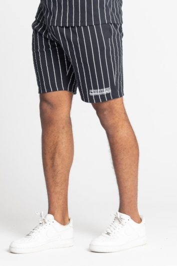 Fresh Couture - Brousse Short - Navy/White