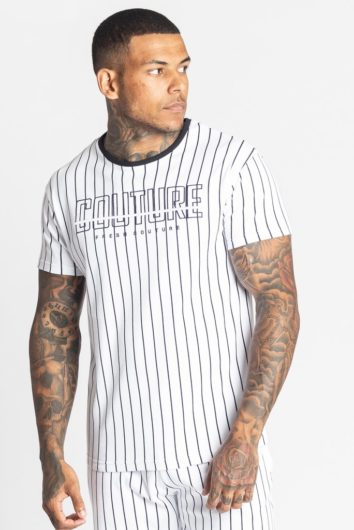 Fresh Couture - Brousse T-Shirt - White/black
