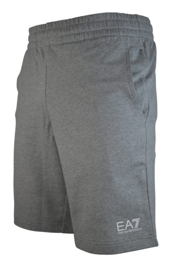 EA7 - 3GPS51 Sweat Shorts - Grey