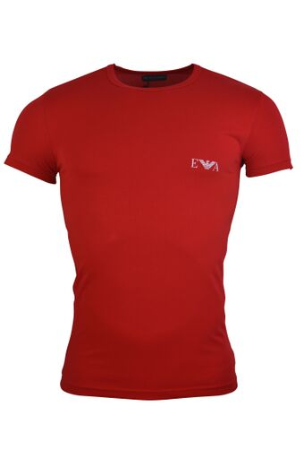 Emporio Armani - Lounge T-Shirt - Red