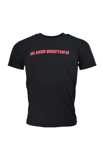 Blood Brother - Hazard T-Shirt - Black