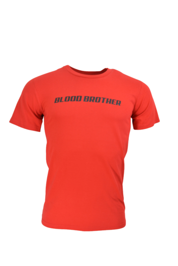Blood Brother - Hazard T-Shirt - Red