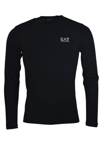 EA7 - 8NPT55 LS T-Shirt - Black