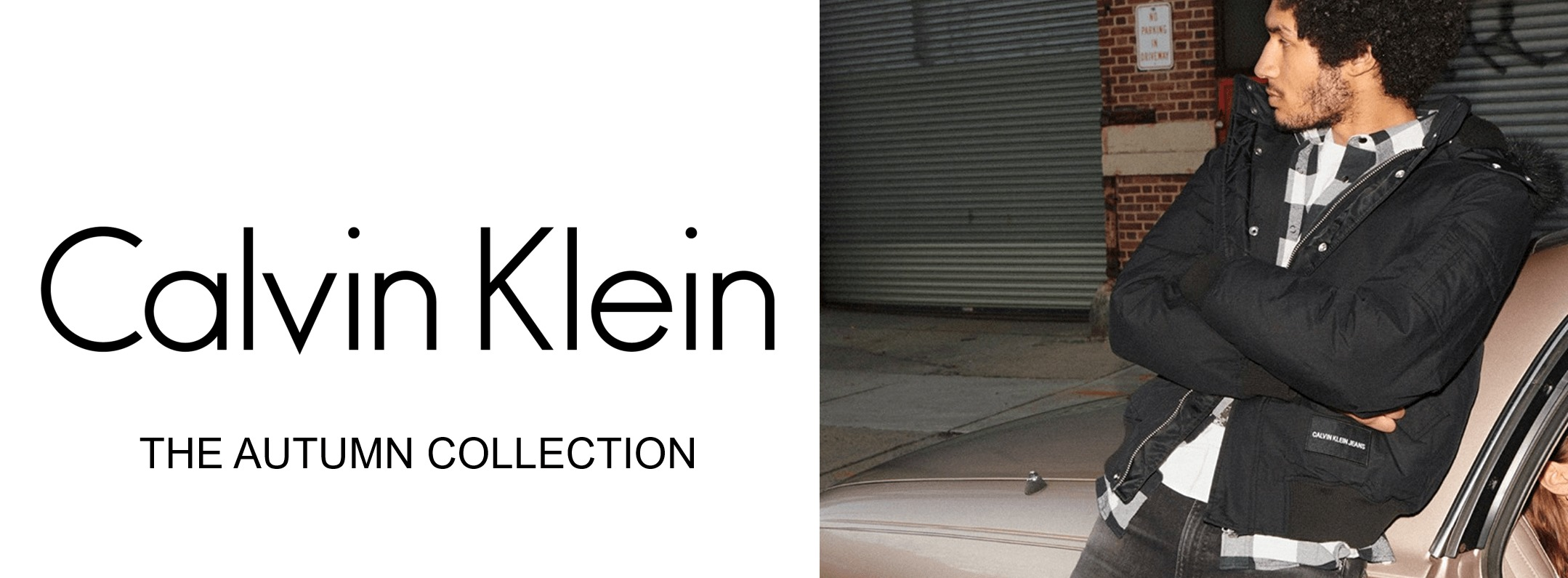 Shop Calvin Klein for men at baccus colchester essex fashion clothing