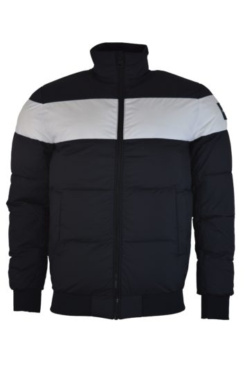 Calvin Klein - 3114 Padded Jacket - Black/White