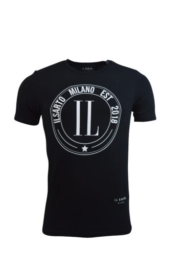 Il Sarto - Juliano T-Shirt - Black