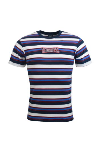Tango Hotel - 1212 Stripe T-Shirt - Purple