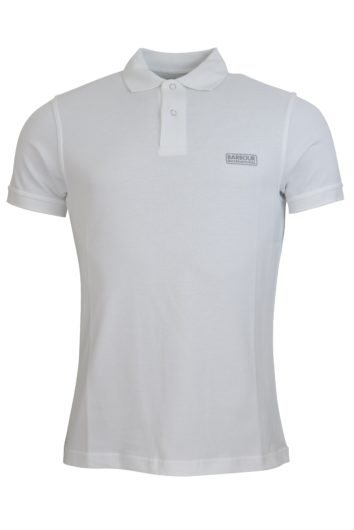 Barbour - Essentials Polo - White
