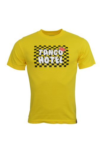 Tango Hotel - 1011 T-Shirt - White/Yellow
