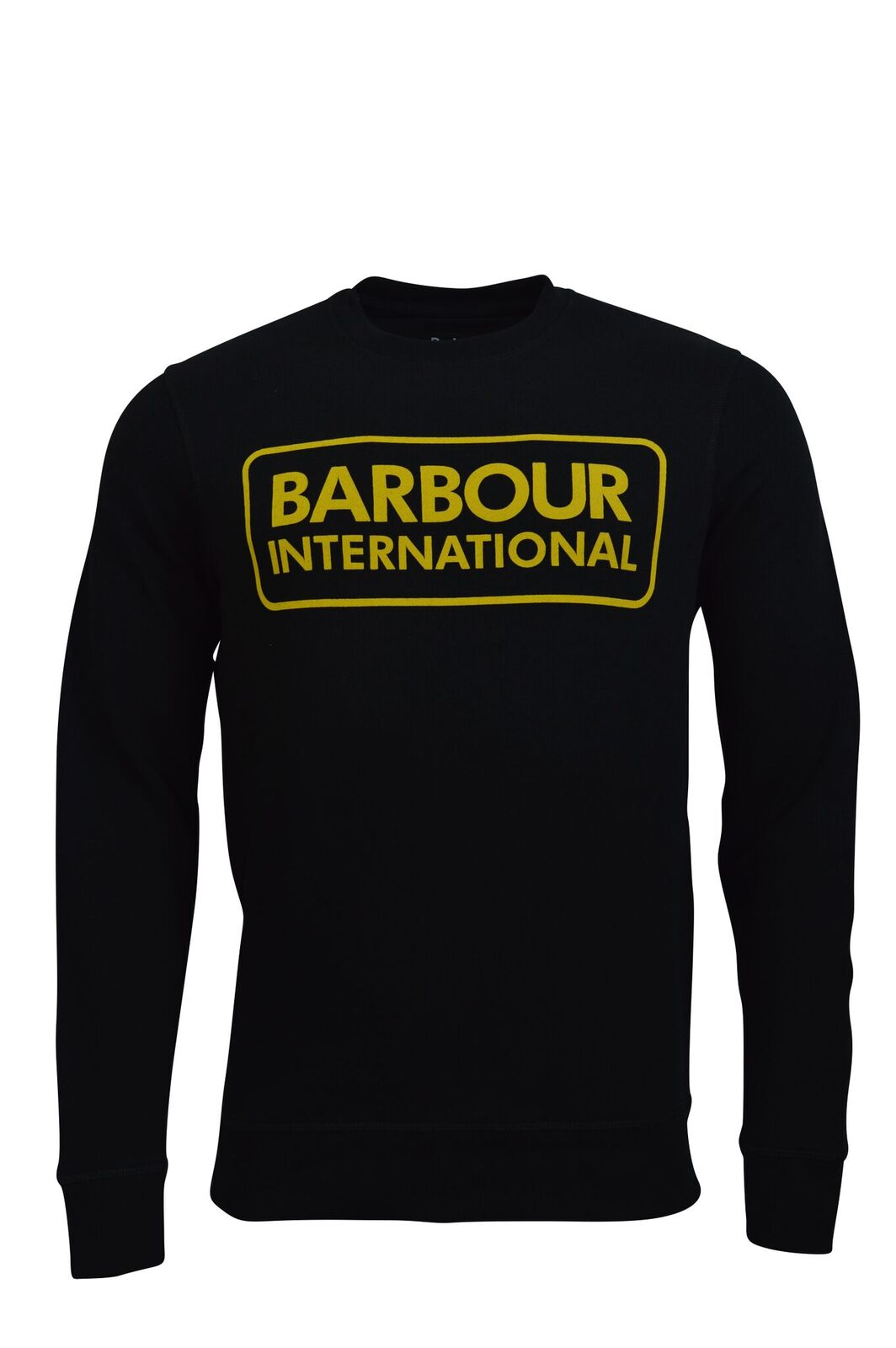 Barbour International - Large Logo Sweatshirt - Black