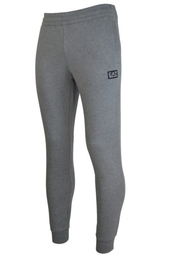 EA7 - 6GPP62 Raised Logo Jogger - Grey
