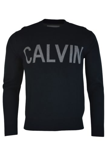 Calvin Klein - 1039 Knit - Black