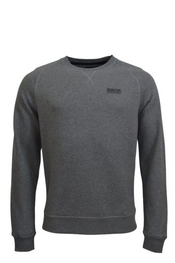 Barbour International - Essential Sweatshirt - Grey