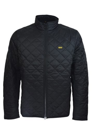 Barbour International - Gear Quilted Jacket - Black