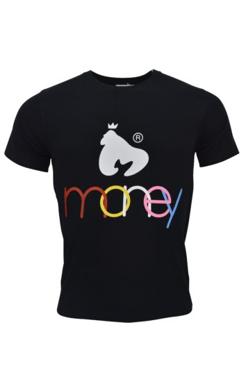 Money Clothing - United Colours of Money T-Shirt - Black