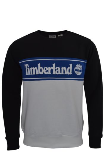Timberland - Cut and Sew T-Shirt - Blue