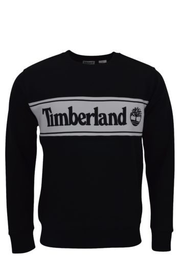 Timberland - Cut and Sew T-Shirt - Black