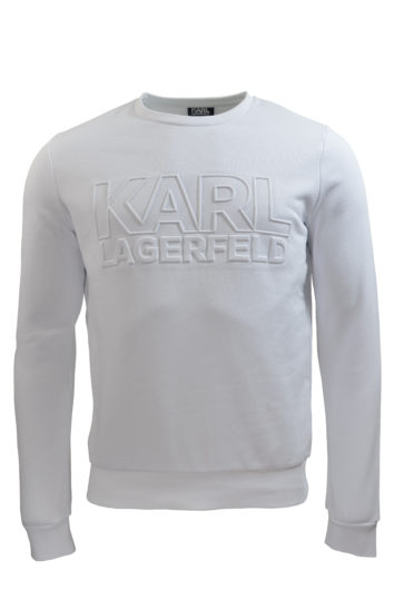 Karl Lagerfeld - 705013 Sweat - White