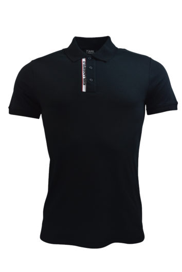 Karl Lagerfeld - 755020 SS Polo Shirt - Black