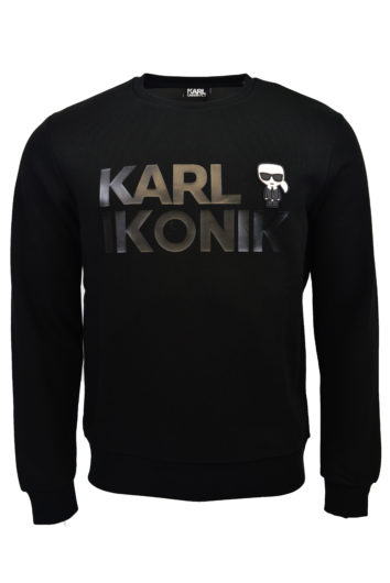 Karl Lagerfeld - 705028 Sweat - Black
