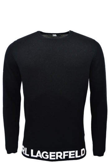 Karl Lagerfeld - 655028 Knit - Black