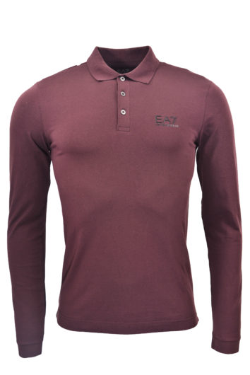 EA7 - 8NPF05 Polo Shirt - Fudge